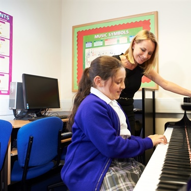Music, Performing Arts and Rosenshine: Check for student understanding